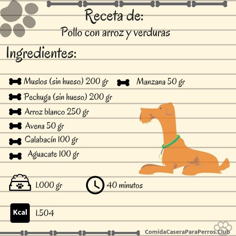 dieta natural para el perro schnauzer