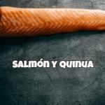 receta salmon y quinua para perros
